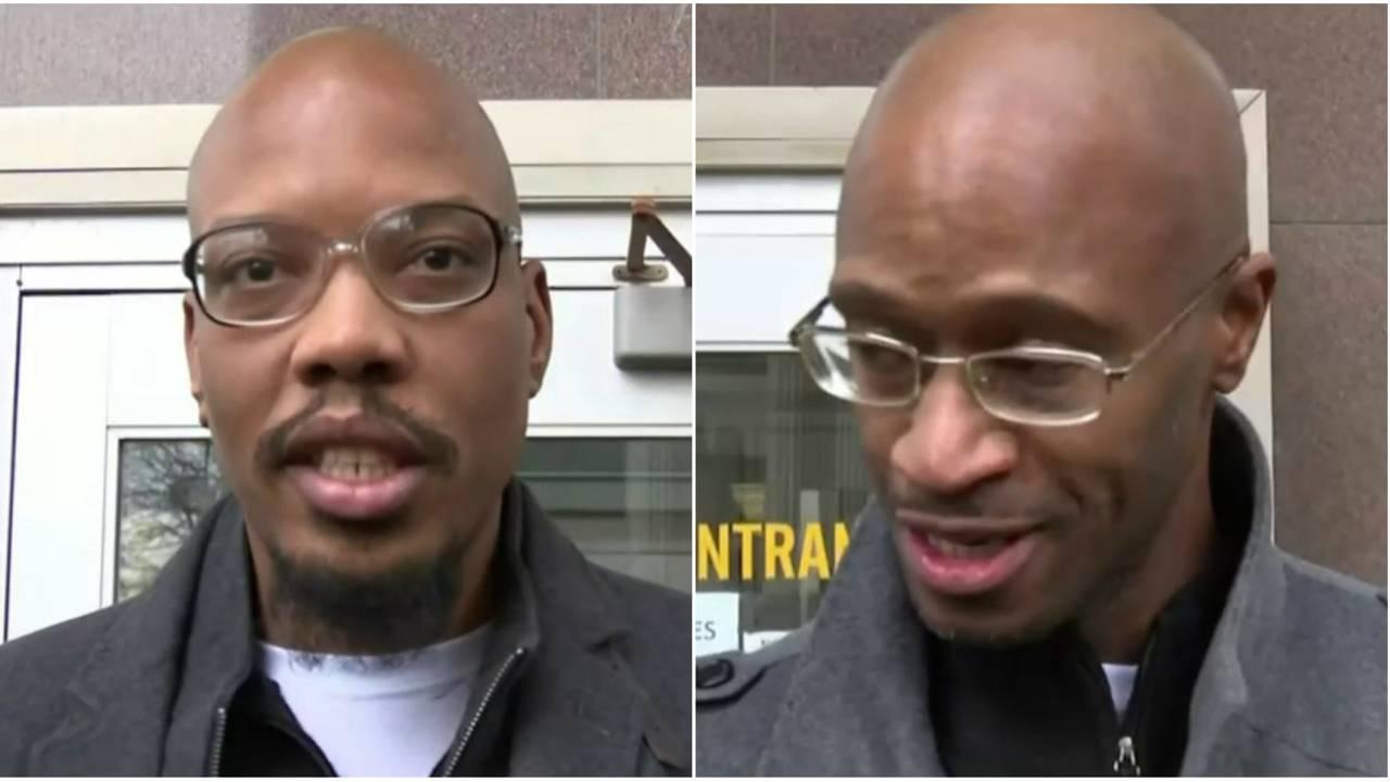Kendrick Scott and Justly Johnson