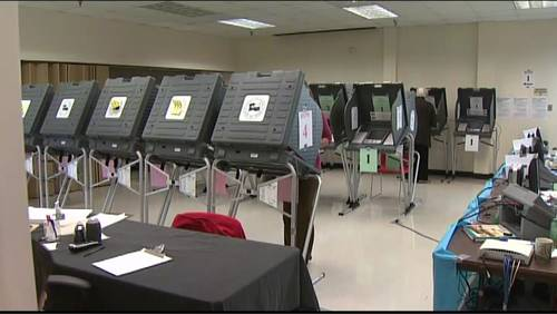 Controversy over proposed polling location at Harris County Jail