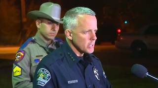 Austin explosion may have been triggered by tripwire, police say