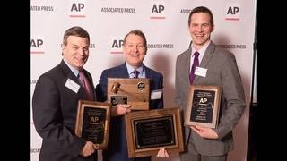 10 News honored with three Virginia Associated Press Awards
