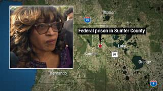 Source: Corrine Brown to report to Central Florida prison camp
