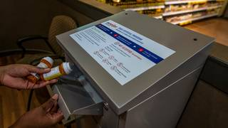 Meijer adds in-store kiosks to dispose of unused, expired
