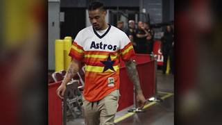 Rockets fan favorite Gerald Green reps Astros with sweet throwback jersey
