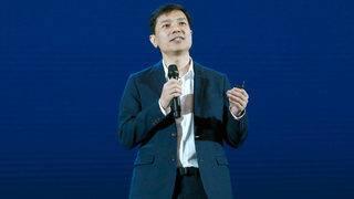 Baidu just gave its suffering shareholders a little bit of hope