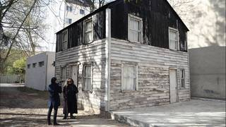 Rosa Parks' house to be sold by auction house