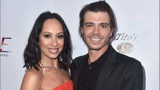 Cheryl Burke marries Matthew Lawrence