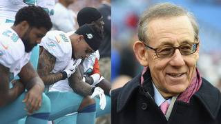 Dolphins owner Ross clarifies team position on anthem policy