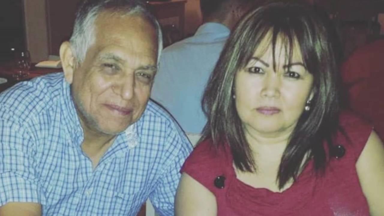 Ramiro and Rosalba Reyes 10-1-2019