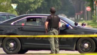 23-year-old man killed in shooting, car crash in Detroit