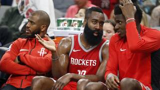 Get2Know your Rockets players