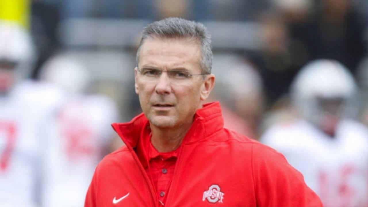 aa41714ee Ohio State football coach Urban Meyer put on leave