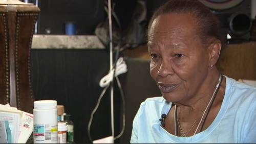 'He didn't do it': Grandmother of murder suspect claims he's innocent
