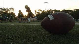 Ian Shields hopes his JU Dolphins can pass their spring test