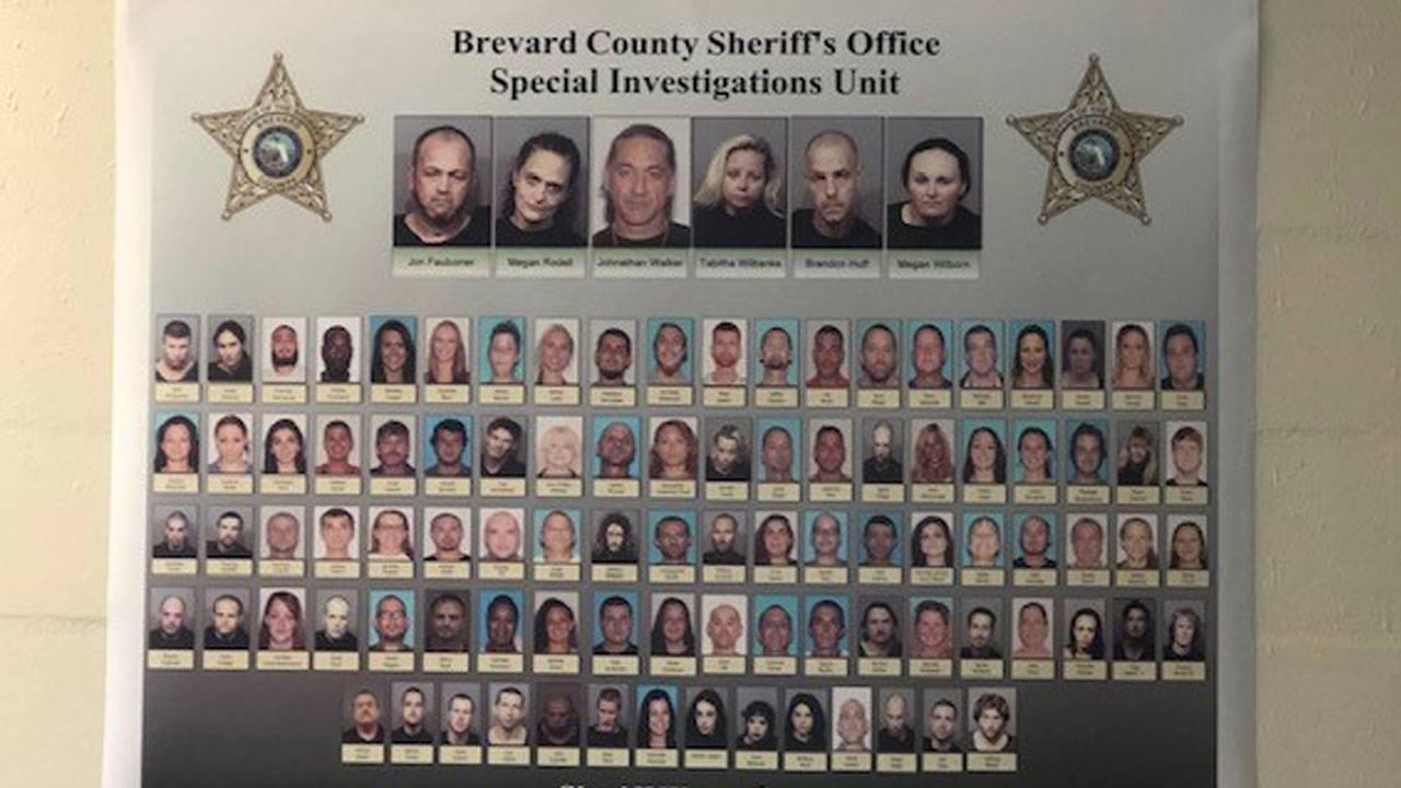 Brevard suspects