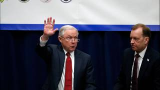 Sessions tells prosecutors death penalty on the table in drug cases