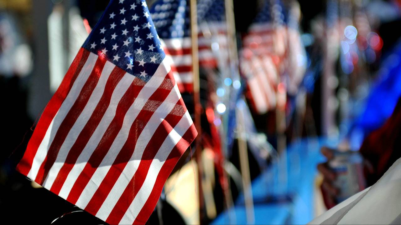 American Flag Etiquette In Honor Of 4th Of July