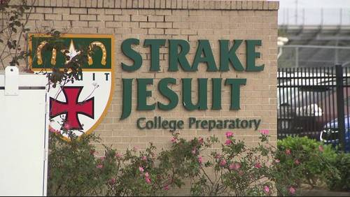 Several Jesuits who spent time at Strake Jesuit accused of sexual abuse