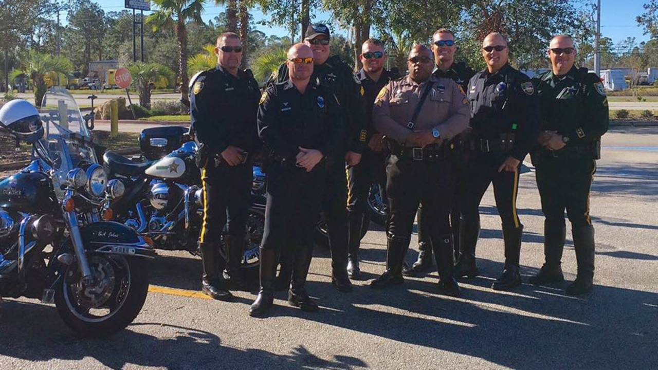 Local-officers-in-Orlando for funeral