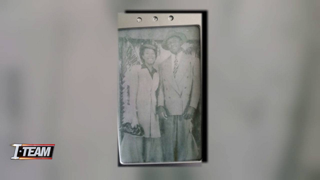 Photo of Janet Demery's parents