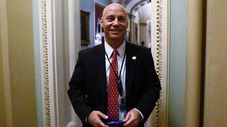 Trump's advocate in Congress leaves