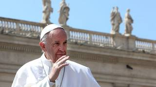 Pope compares abortion of defective fetuses to Nazi eugenics