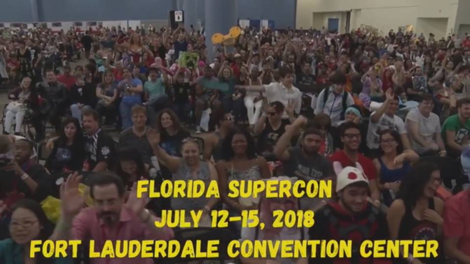 Florida Supercon 2018