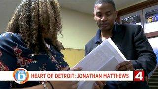 The local principal inspiring change in the Heart of Detroit