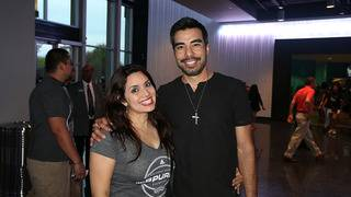 Slideshow: See who was at the Spurs Clippers game at ATT Center