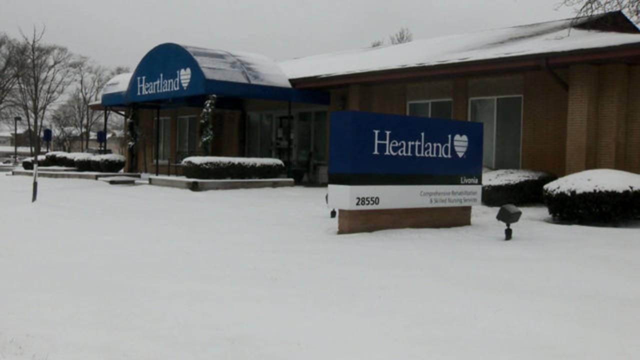 Heartland Health Care Center in Livonia
