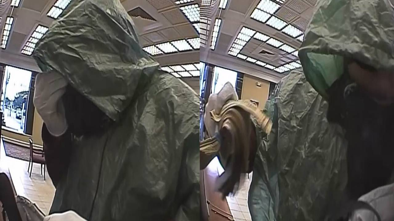 Robber who targered BB&T Bank in Fort Lauderdale