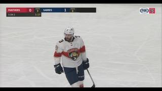 Yandle leads Panthers past Buffalo