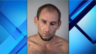 Man accused of throwing rocks at cars says he did 'what he has to do'