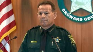 Broward sheriff: 'Of course I won't resign'