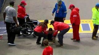 Army veteran crawling across finish line at Boston Marathon captures&hellip&#x3b;