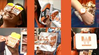 Spicy Ketchup pillows, Whataburger slip-ons: Shop unveils new