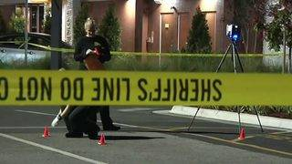 Man killed, woman injured in shooting outside Orange County McDonald's