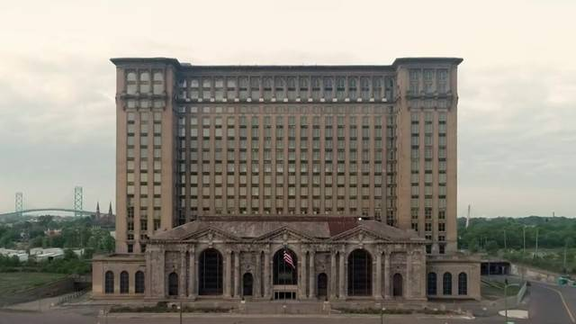 How You Can Tour Detroits Historic Michigan Central Station For Free This Weekend