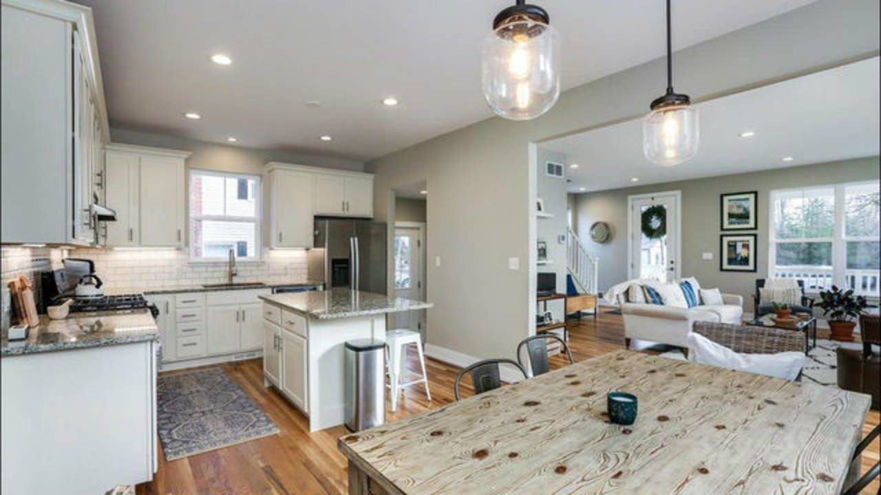 214 Westover St open concept