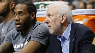 'It's time to move on': Gregg Popovich speaks after Kawhi Leonard traded&hellip&#x3b;