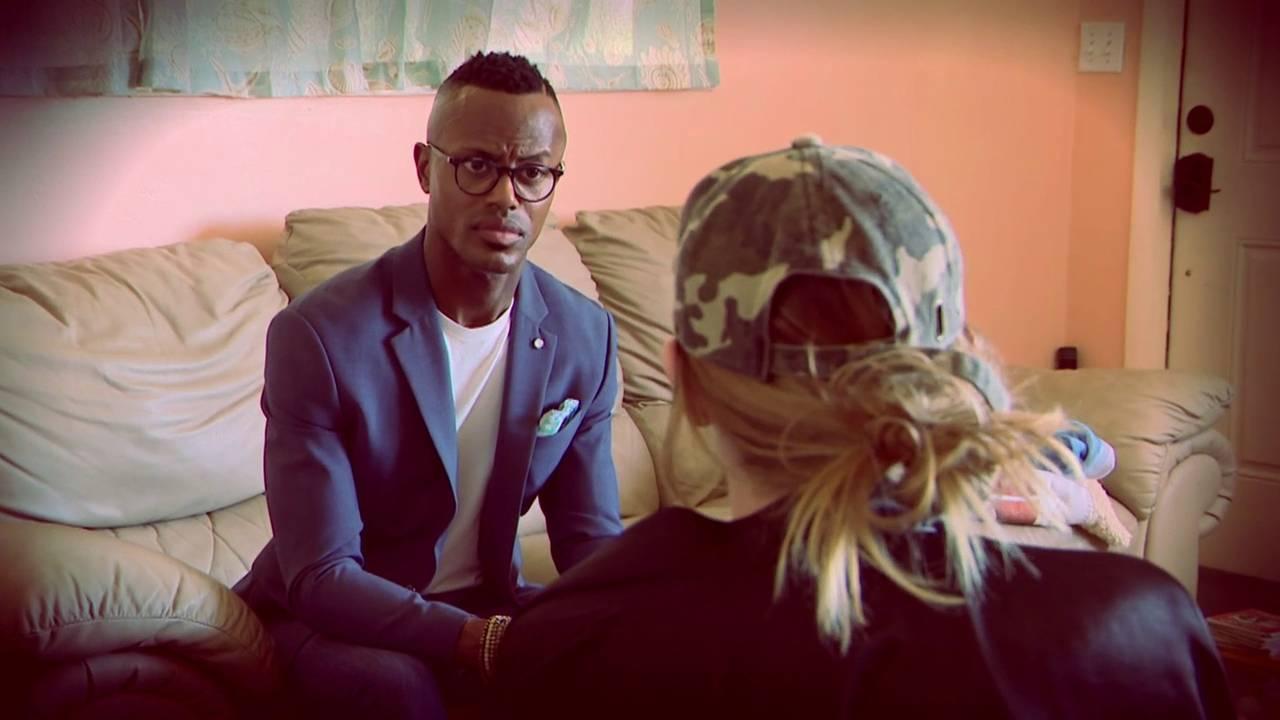 Layron Livingston interviews former inmates