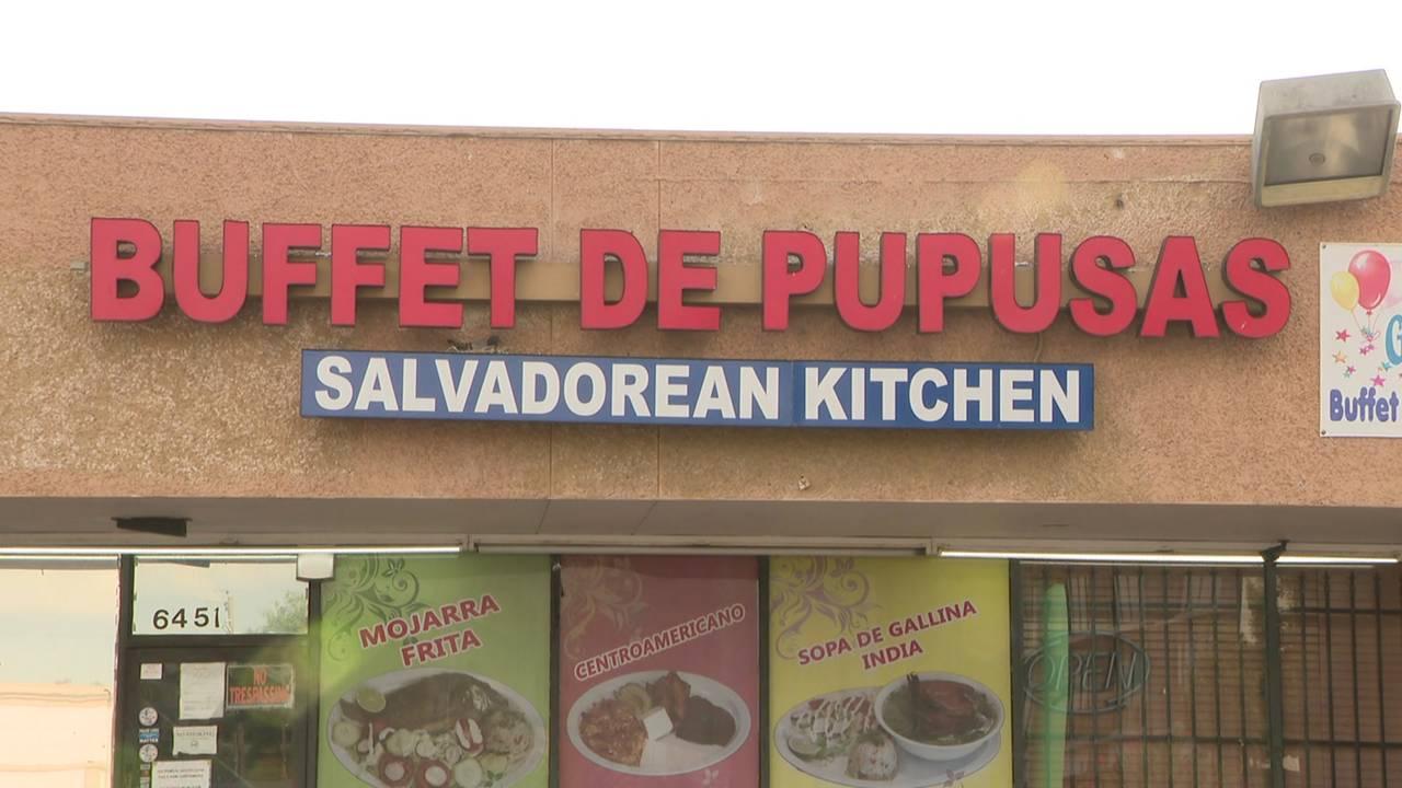 Cocina Latina Buffet de Pupusas - 6451 Hillcroft