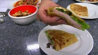 Zoe's Kitchen: Piadina Recipe