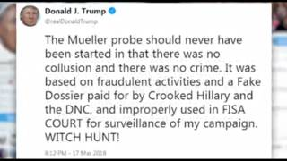 As Trump lashes out at Mueller, Congress at standstill on shielding&hellip&#x3b;