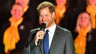 Prince Harry Sweetly References Meghan Markle&#039&#x3b;s Pregnancy at&hellip&#x3b;