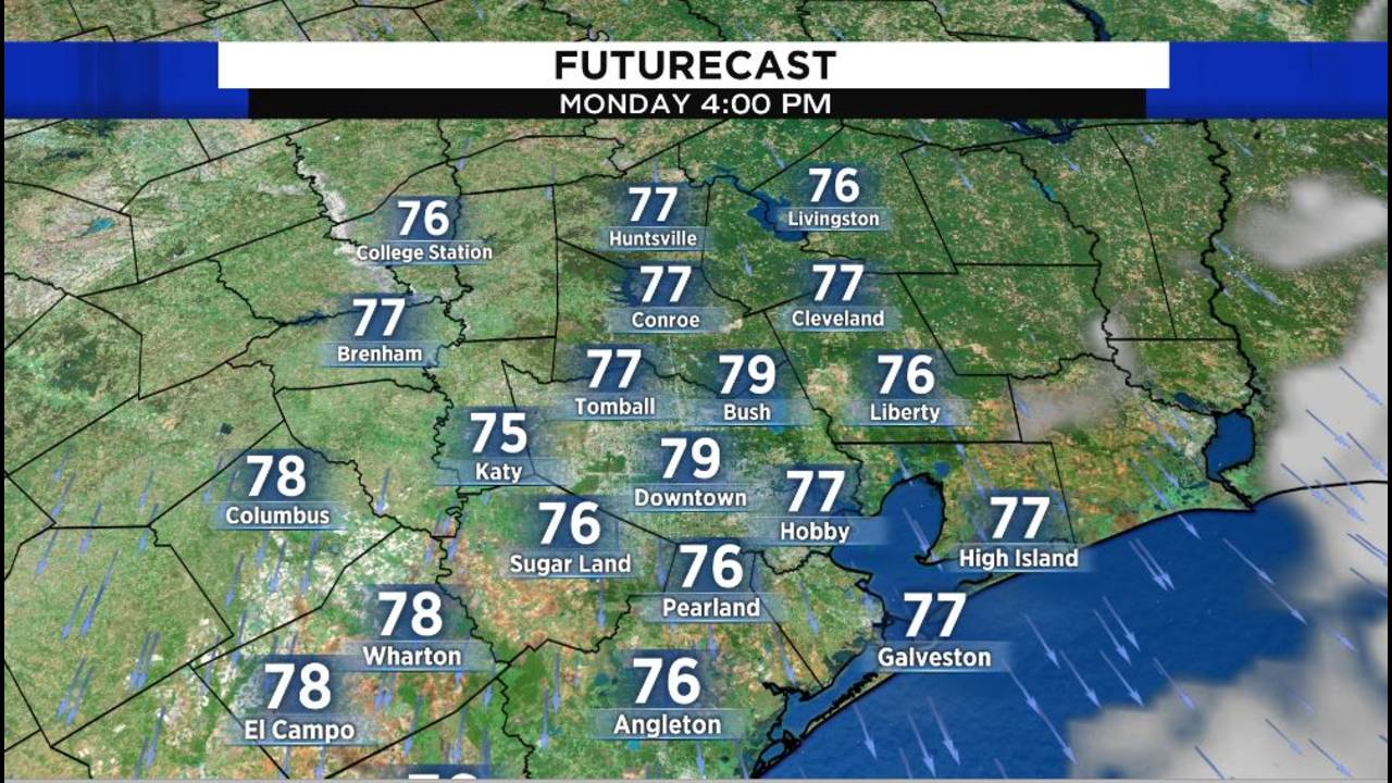FUTURECAST 4PM 10-21-19