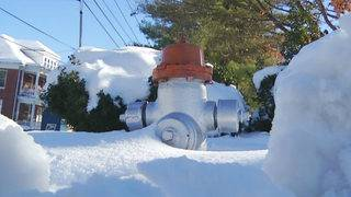 Roanoke Fire-EMS asking residents to clear off snow-covered fire hydrants