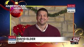 Holiday Greetings: David Elder/Davis Law Firm
