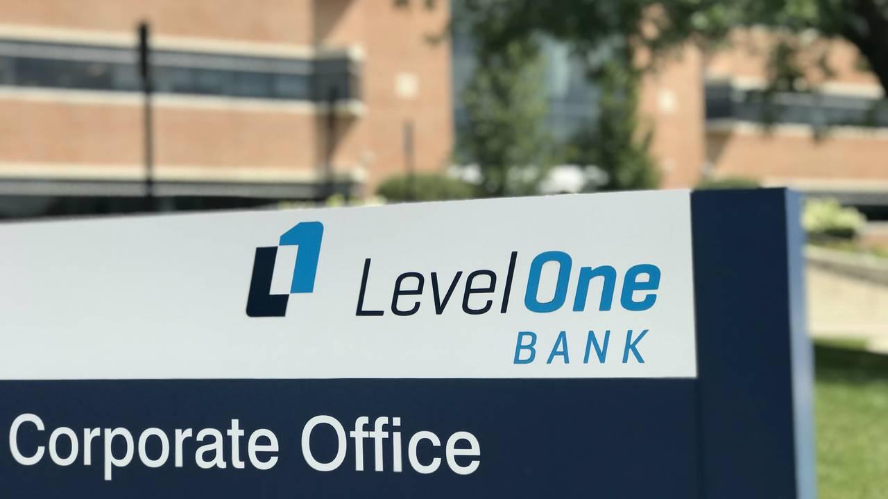 Level One Bank headquarters