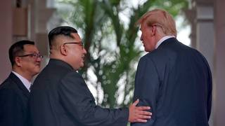 N. Korea wants 'bold move' before denuclearization, source says