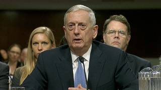 Mattis: DACA troops, veterans are not in 'jeopardy'